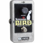 Electro Harmonix Screaming Bird Treble Booster Pedal