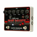 Electro Harmonix Deluxe Big Muff Pi Distortion Sustainer Pedal