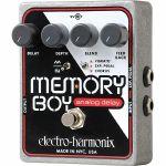 Electro Harmonix Memory Boy Analog Delay With Chorus Vibrato Pedal