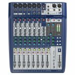 Soundcraft Signature 10 Analog Mixer With Onboard Effects