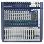 Soundcraft Signature 16 Analog Mixer With Onboard Effects