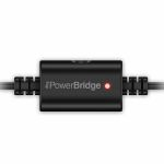 IK Multimedia iRig Power Bridge Lightning Charger For iPhone/iPad With iRig Devices (includes lightning cable)