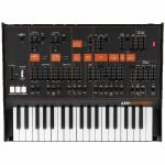 ARP Odyssey Duophonic Analog Synthesizer (Rev.3, black & orange)