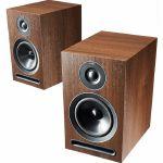Acoustic Energy 101 Loudspeakers (pair, walnut)