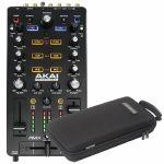 Akai AMX DJ Controller With Serato DJ Software + FREE Magma CTRL Case AMX DJ Controller Case