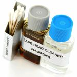 Nagaoka HC800/II Tape Recorder Head & Capstan Cleaner