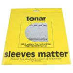 "Tonar Nostatic 7"" 45 RPM Record Inner Sleeves (pack of 50)"