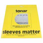"""Tonar Nostatic 7"""" 45 RPM Record Inner Sleeves (pack of 50)"""