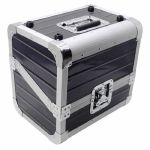 Zomo OB80 XT 12 Inch Vinyl Record Case 80 (black with stripe)