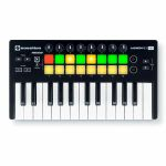Novation Launchkey Mini MK2 25 Note Keyboard Controller With Ableton Live Lite Software