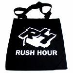 Rush Hour Tote Bag (black)