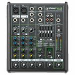 Mackie Pro FX4 v2 Mixer With Tracktion Recording Software