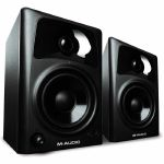 M Audio AV42 Two Way Desktop Reference Speakers (pair)