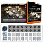 Toontrack EZdrummer 2 Drum Production Tool (full version) + Arturia Beatstep Step Sequencer & Controller (SPECIAL LOW PRICE BUNDLE)