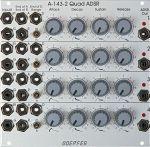 Doepfer A-143-2 Quad ADSR Module