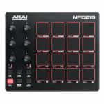 Akai MPD218 USB MIDI Pad Controller With Ableton Live Lite ***INCLUDES EXCLUSIVE 'BEATS & MELODICS' SAMPLE LIBRARY FROM CAPSUN PROAUDIO - OFFER ENDS 31ST JAN 2018***