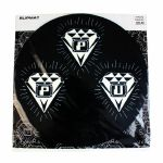 Peoples Potential Unlimited PPU Slipmats (black & white, pair)