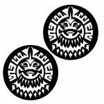 Tribe 12 Slipmats (pair)