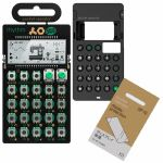 Teenage Engineering/Cheap Monday PO12 Pocket Operator Rhythm Drum Machine + Silicone Pro Case + Display Protectors (pack of 3) *REDUCED PRICE BUNDLE*