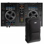 Denon DJ MC4000 Serato DJ Controller With Serato DJ Intro Software + UDG Backpack (black) (SPECIAL LOW PRICE BUNDLE)