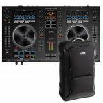 Denon DJ MC4000 Serato DJ Controller With Serato DJ Intro Software + UDG Backpack (black) (SPECIAL LOW PRICE BUNDLE)