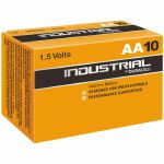 Duracell AA Industrial Alkaline Batteries (box of 10)