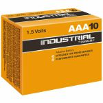 Duracell AAA Industrial Alkaline Batteries (box of 10)