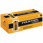 Duracell C Industrial Alkaline Batteries (box of 10)