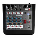 Allen & Heath ZED6 Compact Analog Mixer