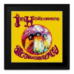 Athena Album Art: Jimi Hendrix - Are You Experienced