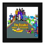 Athena Album Art: The Beatles - Yellow Submarine