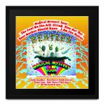 Athena Album Art: The Beatles - Magical Mystery Tour
