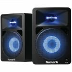 Numark NWave 580L Powered Desktop DJ Monitors