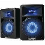 Numark NWave 580L Powered Desktop DJ Monitors