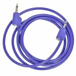 Tiptop Audio Stackcable 150cm Patch Cable (purple)