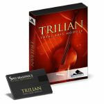 Spectrasonics Trilian Total Bass Module Virtual Instrument (USB)