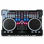 American Audio VMS5 DJ MIDI Controller With Virtual DJ 8 LE Software
