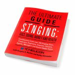 The Ultimate Guide To Singing (paperback book)