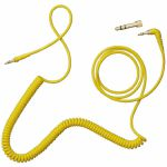 AIAIAI C09 TMA2 Replacement Coiled Cable (1.5m, yellow)