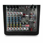Allen & Heath ZEDi10FX Compact Hybrid Mixer With USB Interface & FX + Cubase LE Software