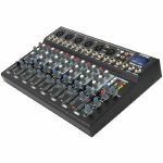 Citronic CM8 Live Compact Mixer With Delay & USB SD Player