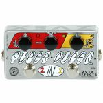 ZVEX Effects Vexter Super Duper 2 In 1 Pedal