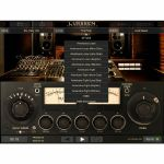 IK Multimedia Lurssen Mastering Console Software (boxed software for PC & Mac)