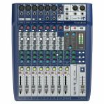 Soundcraft Signature 10 Analog Mixer With Onboard Effects (B-STOCK)
