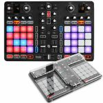 Hercules P32 DJ Controller With DJuced DJ Software + Decksaver (REDUCED PRICE BUNDLE)