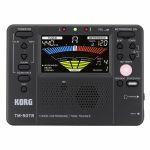 Korg TM 50TR Tuner Metronome & Tone Trainer (black)