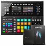 Native Instruments Maschine Studio Groove Production System (black) + Komplete 11 Ultimate Upgrade Software (upgrade from Komplete 11 Select)