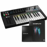 Native Instruments Komplete Kontrol S25 Keyboard + Komplete 11 Upgrade Software (upgrade from Komplete 11 Select)