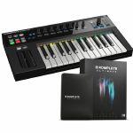 Native Instruments Komplete Kontrol S25 Keyboard + Komplete 11 Ultimate Upgrade Software (upgrade from Komplete 11 Select)