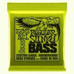 Ernie Ball Regular Slinky Electric Bass Guitar Strings Set (2832)